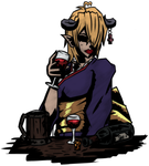 [Darkest Dungeon] Tavern Keeper Animetist by Tyraim