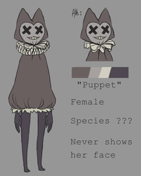 Reference - Puppet by MidnightFedora