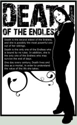Death of the Endless by GiveMeFeelings