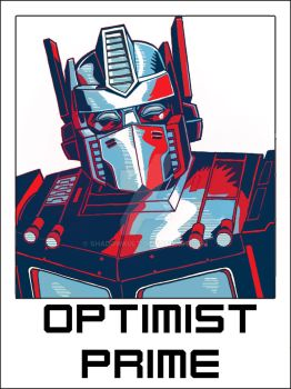Optimist Prime by shadowkult