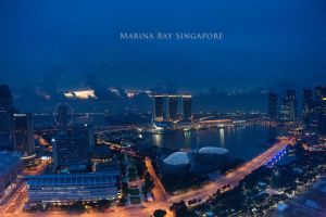 Sleepless in Singapore by Raz1n