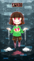 Kill or be killed? (Undertale spoiler?) by KetLike