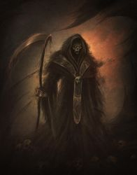 MYTHOS: Reaper by RebeccaFrank