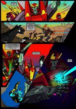 Ravage - Issue #1 - Page 26 by TF-TVC