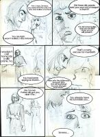 Snape + Lily flashback: page 1 by ElenaTria