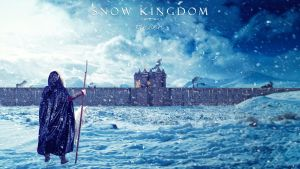 Snow Kingdom by Pincons