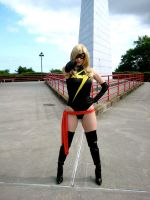 Ms. Marvel 2 by cosplaynut