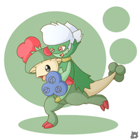 Go go go! by PKM-150