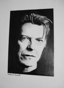 David Bowie by Andry2012