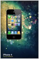 iPhone 4 Abstract Wallpaper by Martz90