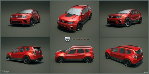 Dacia Duster Tuning 29 by cipriany