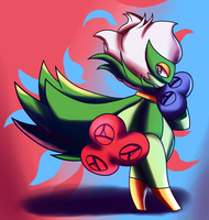 Pokeddexy 2015 - Day 14 - Favorite Poison Type by Inika-Xeathis