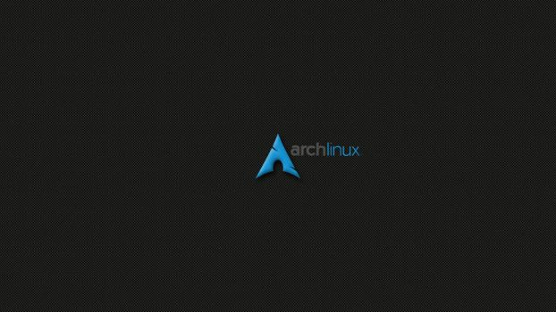 Arch Carbon Fibre Wallpaper by athulram