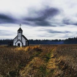 Old Church by WalkingKiddMiles