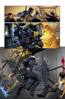 Snake Eyes Storm Shadow 14 page 16 by spidermanfan2099