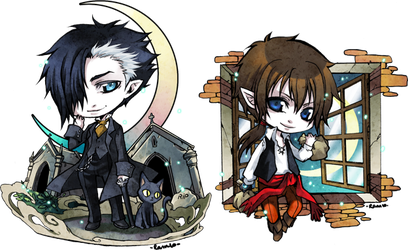 ::chibi for Iris-Uriko-Brief:: by rann-poisoncage