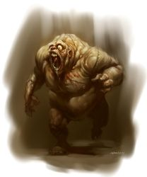 Chunk the Zombie by PReilly