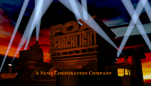 Fox Searchlight Pictures V2 (finished) by TikeemsMovies2015