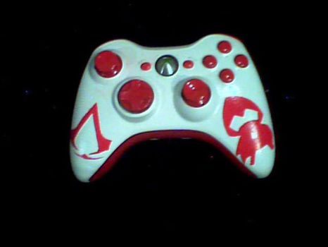 Assassin's Creed Controller by DeathReaper223