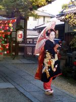 Maiko by red-sunflower