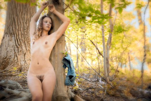 In Nature featuring Liz by JDVisions