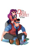 The Daily Planet Files by The-Orange-One