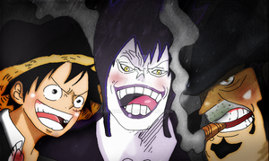 One Piece Chapter 859 SPOILER MAFIA ALLIANCE CEASE by Amanomoon