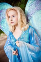 The Blue Fairy - When You Wish Upon a Star by Tink-Ichigo