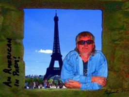 An American in Paris by PomPrint