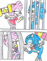 .:Sonic BOOM:. Tables Turned by BlackSista100