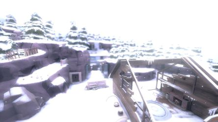 What cp_Coldfront would look like Next-Gen by GreenLeafTheServine