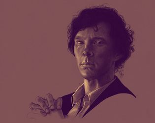 Benedict of Baker Street by Girl-on-the-Moon