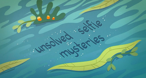 EQG Unsolved Selfie Mysteries part Name by Wakko2010