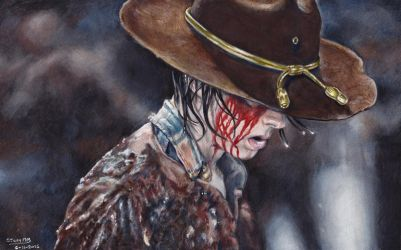 The Walkind Dead- The New Age by Kelii