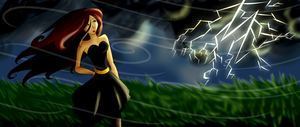 Windy Day by SorceressIgnis