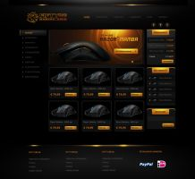 Game accessoires webshop by Robke22