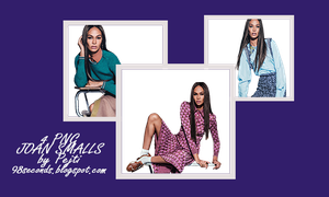 (2) PNG Joan Smalls by CatchMeBabyy