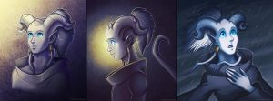 Pallas Portraits by andrea-koupal