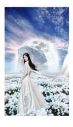 Story of the Moon Lady by Evelicious