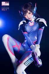 Overwatch D.Va by aoandou