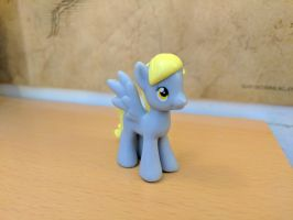 Derpy Hooves Mystery Mini by CatusDruidicus