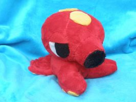 Octillery Time Attack Plush