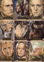 Lord Of The Rings 2 by gattadonna