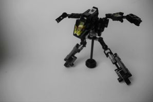 Roborider Night (humanoid mode) by GhostyMcspooky