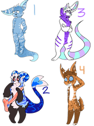 Adopt BB/BF Batch [CLOSED] by Drawcrazypictures
