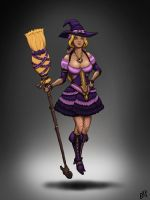 Hocus Pocus Aphro (finished) by M-Katar