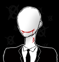 Slenderman by aronig