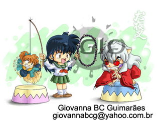 How to tame a youkai by giovannag