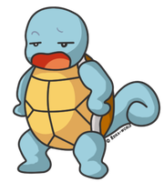 007 Squirtle by reika-world