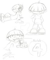 --Numbuh 4-KND Style-- by NichelleLavin